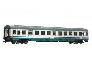 Roco/Fleischmann HO Scale 2nd Class Passenger Carriage Type XMPR FS (Running # 74331)
