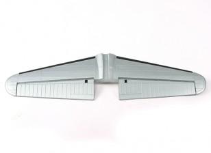 Hobbyking 1.875 milímetros B-17 F / G Flying Fortress (V2) (Silver) - Substituição Horizontal tailplane