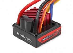 TrackStar 1 / 10th Brushless Sensorless 80A impermeável ESC V2