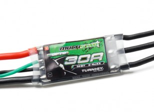 Turnigy MultiStar 32bit 30A Corrida Spec ESC 2 4S ~ (OPTO)