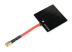 Aomway 5.8GHz patch antena direcional 6dBi (RHCP) (RP-SMA)