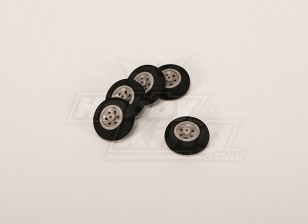 Super Light Wheels D40xH12 (5pcs / bag)