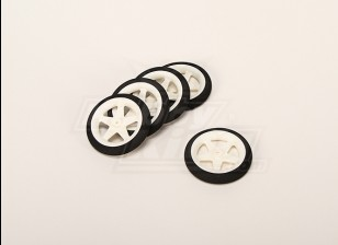 Luz Foam Roda (Diam: 55, Largura: 10mm) (5pcs / bag)