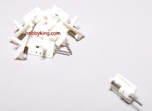 Canopy Bloqueio 30x8mm (10pcs / saco)