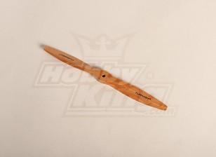 Turnigy Tipo D de madeira claro da hélice 10x7 (1pc)
