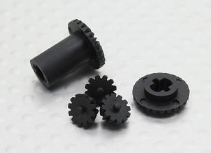 Diff.Gear 5 pcs - 118B, A2006, A2035 e A2023T