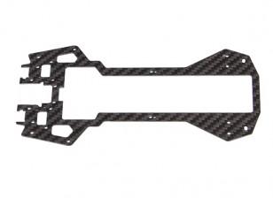 Walkera Runner 250 - Parte inferior da placa principal