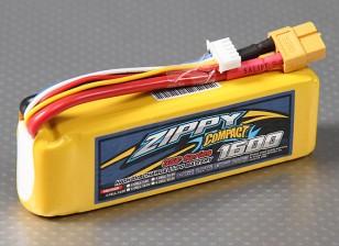 ZIPPY Compact 1600mAh 4S 35C Lipo pacote