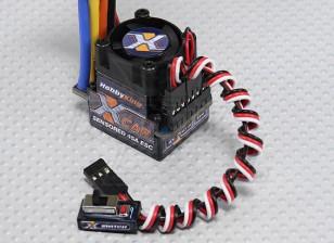 HobbyKing® ™ X-Car 45A Brushless Car ESC (sensored / sensorless)