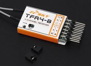 FrSky TFR4B 2.4Ghz 4CH Superfície / Receiver Air FASST Compatível