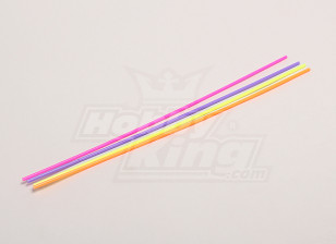 Antena Pipe (30cm) - 1/18 4WD RTR On-Road Deriva / Short Course / Corrida Buggy (4pcs)