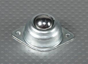 49x20x32mm de rodas Omni esfera de aço