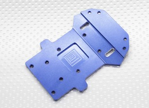 Alumínio Frente Lower Chassis Plate - 1/10 Quanum Vandal 4WD Corrida Buggy