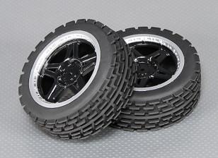 Medida do pneu dianteiro Set - A2033 (2pcs)