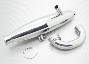Manifold E Tubulação Concluído - A3015