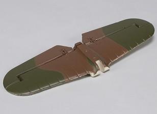Hawker Hurricane Mk IIB 1.000 milímetros - Substituição Horizontal Estabilizador