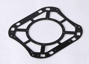 AQ-600 Quadrotor Frame - substituição da placa principal superior