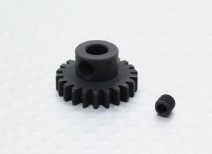 22T / 5 mm 32 Passo Hardened pinhão Aço