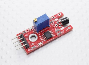 Kingduino Compatível Full Metal Toque Módulo Sensor