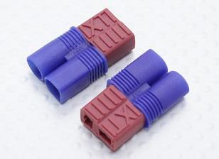 EC3 para cabo de conexão T-adaptador de bateria (2pc)