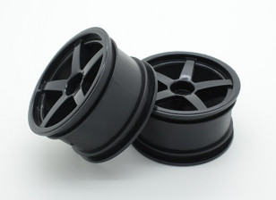 Nitro tóxicos - As rodas traseiras