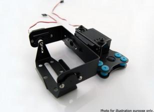 ActionCam inline Gimbal para FPV e Multi-Rotor