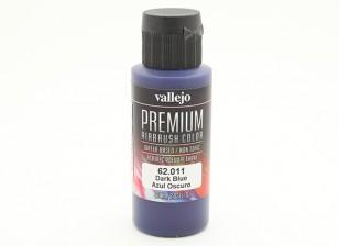 Vallejo Premium Color Pintura acrílica - azul escuro (60 ml)