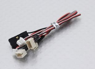 Micro JST 1,50 milímetros Passo Adapter Set (3pcs)