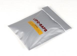 Lithium Polymer Carga Pacote Sack 25x33cm JUMBO