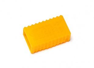 Capa OrangeRx Protecção de silicone para receptores não Satélite