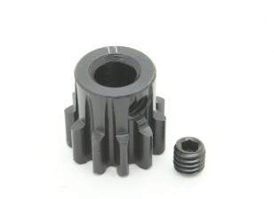 11T / 5 mm M1 Hardened pinhão Steel (1pc)