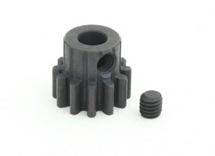12T / 5 mm M1 Hardened pinhão Steel (1pc)