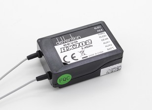 Walkera QR X350 GPS Quadrotor - Receptor (DEVO-RX702)