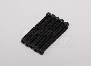 4x50mm Sockethead Parafuso (10pcs / pack)