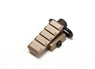 Elemento EX261 Pyramid angular Rail Adapter (Tan)