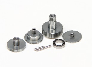 HK47360TM-HV e MIBL-70360 Replacement Servo Gear Set