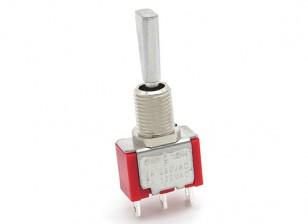 FrSKY substituição interruptor de 3 posições com Curto, Plano Alternar para Taranis Transmissor