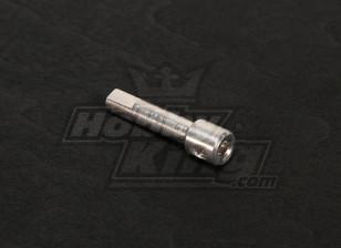 Impulsor Hub para (EDF55 & 64) 3mm Shaft