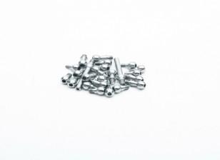 KDS Innova 550, 600, 700 inoxidável Linkage Bola Set 550-58TTS (1set)