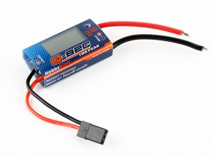 HobbyKing ™ Q-BEC saída variável 10 Amp (6-25V) SBEC para LiPoly