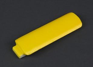 Durafly ™ EFX Racer - Substituição da bateria Hatch (Amarelo)