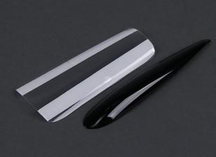 Durafly ™ EFX Racer - substituição de plástico Underbody Skid