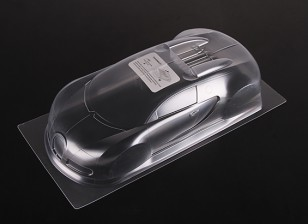 01:10 Bugatti Veyron 16.4 Limpar Shell Corpo