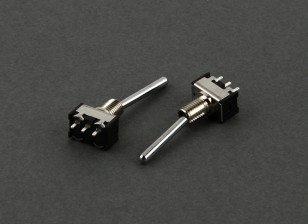 Rodada interruptor 2-Way (Long) (2pcs)