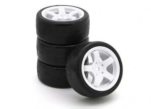Varrer SWP-MN40 Mini Touring Conjunto Completo Tire 40deg (4pcs)