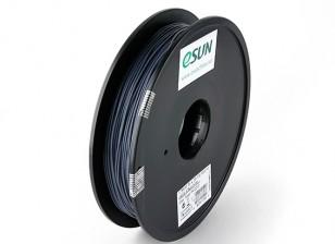 Printer ESUN 3D Filament Cinza 1,75 milímetros PLA 0.5KG Spool