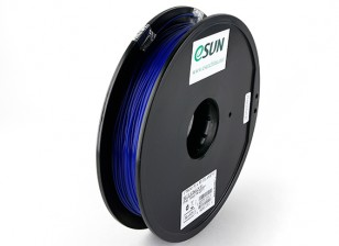 Printer ESUN 3D Filamento azul 1,75 milímetros PLA 0.5KG Spool
