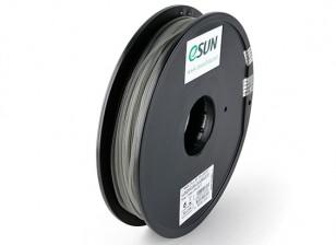Printer ESUN 3D filamento luminoso azul 1,75 milímetros PLA 0.5KG Spool