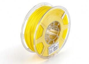 Filament Printer ESUN 3D amarelo 1,75 milímetros PLA 1KG rolo