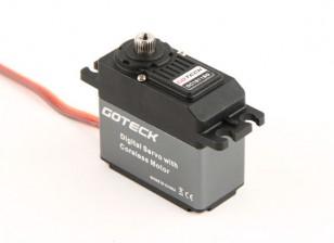 Goteck DC1611S Digital MG High Torque STD Servo 22 kg / 0.14sec / 53g